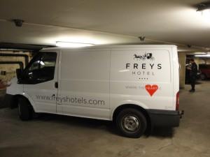 Bildekor – Freys Hotel