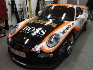 Bildekor – Porsche GT3 Racingdekor