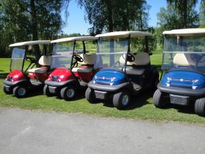 Dekor Golfbilar – Söderbergs Bil