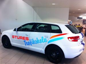 Bildekor – Stures Trafikskola