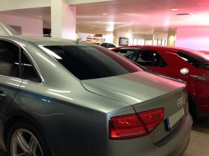 Solfilm – Audi S8