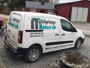 Bildekor – Nyköpings Måleri