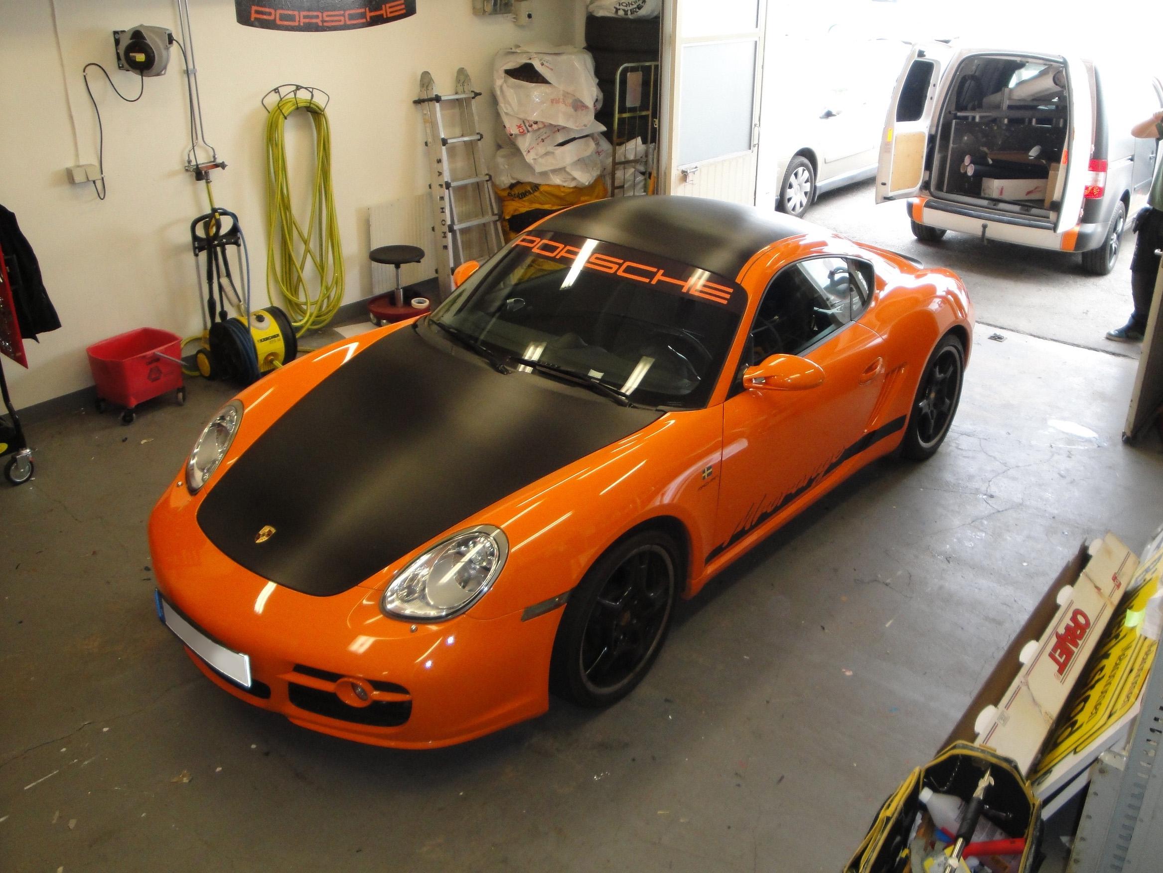 Dekor – Porsche Racing